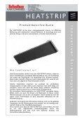 Innovativer Strahlungsheizer für den Außenbereich formschön und ... - Seite 2