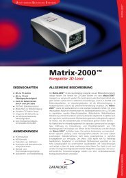 Matrix-2000™ - Simon Cornwill