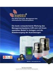 Easylube® RFID Etiketten