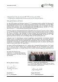 Jahresbericht 2009 - Gildenhaus e.V. - Page 3