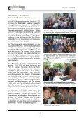 Jahresbericht 2009 - Gildenhaus e.V. - Page 6