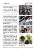 Jahresbericht 2009 - Gildenhaus e.V. - Page 7