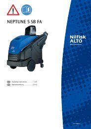 NEPTUNE 5 SB FA Operating Instructions - 107140661.indb