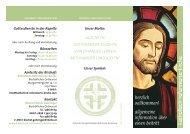 Allgemeine Beitrittsinformation - Katholisch-Reformierte-Kirche