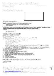 convocation AG 2011 version DE.pdf - ASL Les Tamaris et Portes du ...