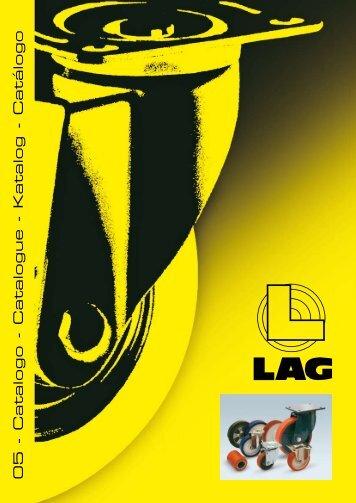 Catalogo generale Ruote Lag - FIPA