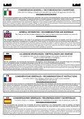 Catalogo generale Ruote Lag - FIPA - Page 4