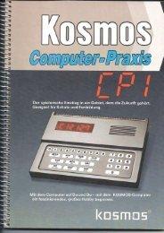 CP1 Anleitung (Manual) - 8Bit-Homecomputermuseum