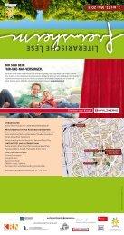 LT_13_flyer - Literarische Lese Freinsheim