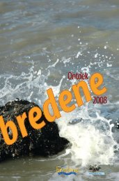 2008 Ontdek - Gemeente Bredene