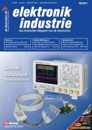 PDF-Ausgabe herunterladen (43.8 MB) - elektronik industrie