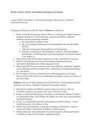 Bericht Forum 4: Berufs- und Studienorientierung an ... - Dresden
