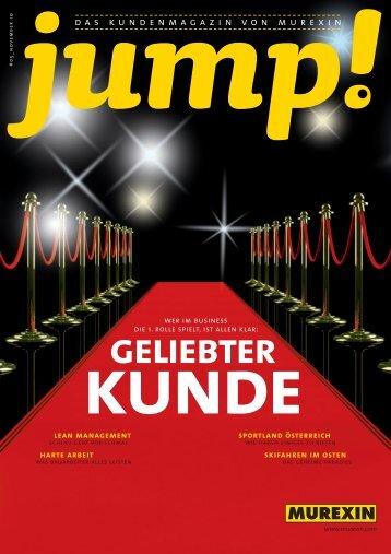 GEliEbtER kUNDE - Murexin AG