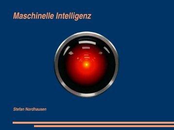 Maschinelle Intelligenz