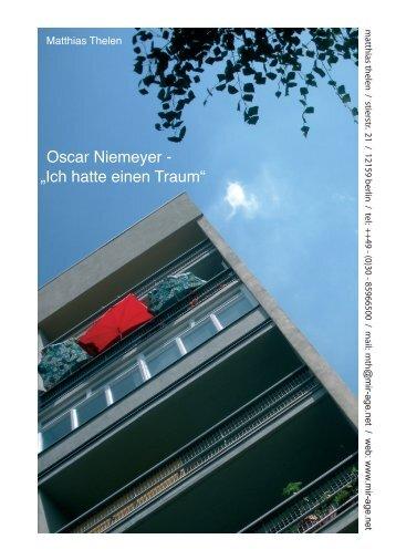 Oscar Niemeyer - MIR @ mirage by matthias thelen