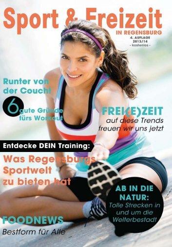 FREI(E)ZEIT - Sport und Freizeit in Regensburg