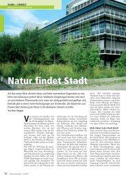 Der Artikel als pdf - Natur & Wirtschaft