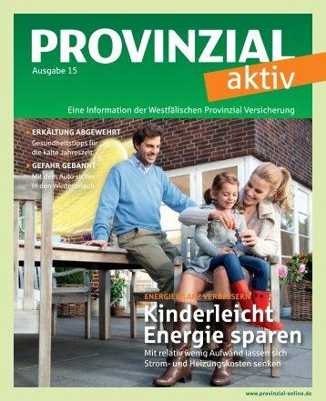 Ausgabe 15 Downloaden/Anzeigen - Boldt & Börsch