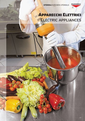 Apparecchi Elettrici Electric appliances - Charles Wembley