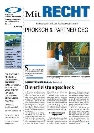 Nach - proksch & partner