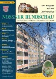 238. Ausgabe - Nossner Rundschau