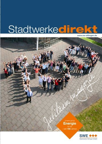 Stadtwerkedirekt - Stadtwerke Ettlingen GmbH
