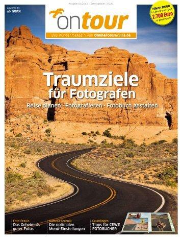 3. Ausgabe ansehen - OnlineFotoservice