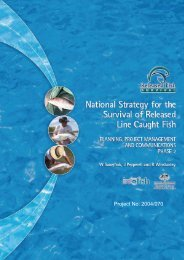 Download - Fisheries Research and Development Corporation