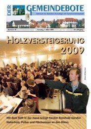 Gomaringen 07.03.09.pdf - Gomaringer Verlag