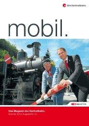 Sommer 2013 - Zentralbahn
