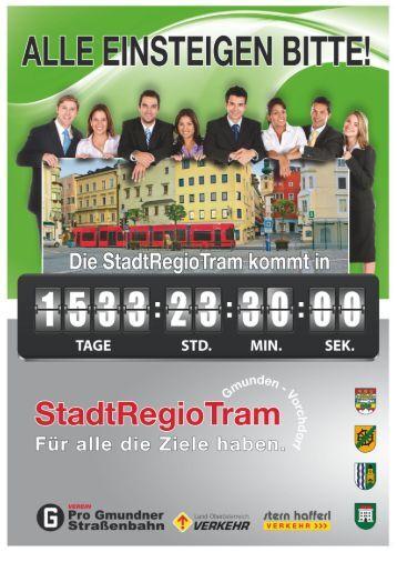 """Offizielle Pressemitteilung des Vereines """"Pro ... - Stern & Hafferl"""