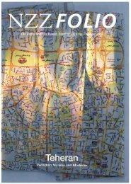 Page 1 Page 2 BILDER Newsha Tavakolian Bis auf wenige ...