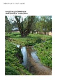 Detailbeschreibung zum Landschaftspark Wellritztal (PDF | 448,93 KB)
