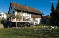 Bauernhaus, Artikel in Seesicht (PDF) - gumpp.ch