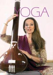 Yoga Aktuell Feb/März 2008 - AMRIT STEIN