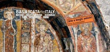 Arte e borghi antichi! - APT Basilicata