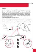 BENUTZERHANDBUCH - Cascade Designs, Inc. - Seite 5