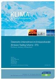 Österreichs Unternehmen im Emissionshandel ... - Global 2000