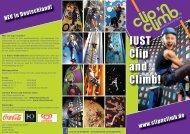 JUST Clip and Climb! - Clip 'n Climb Niederrhein