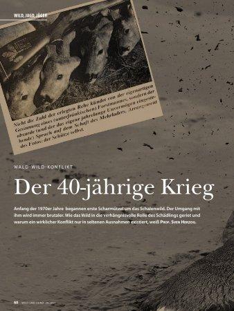 von Prof. Sven Herzog - Wald-Wild-Mensch