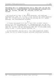 Satzung des OÖ Landes-Wohnungs- und Siedlungsfonds