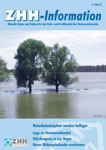 Naturkatastrophen werden heftiger - Vertaz
