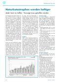 Naturkatastrophen werden heftiger - Vertaz - Page 4