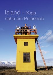 Island – Yoga nahe am polarkreis - innrikraftur.is
