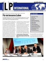 INTERNATIONAL - The Consumer Goods Forum