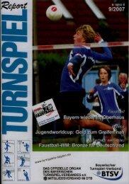 09/2007 - Bayerischer Turnspiel- Verband