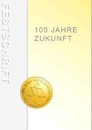 Entwurf Festschrift - Pharmazeutische Gehaltskasse