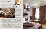 56 I vienna deluxe I INTERIOR DESIGN luxury ... - viennadeluxe.at