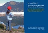 Flyer pro pallium freiwillige