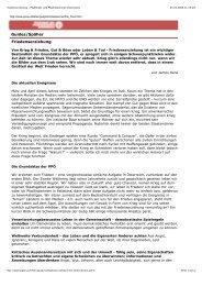 Friedenserziehung - Pfadfinder und Pfadfinderinnen Österreichs